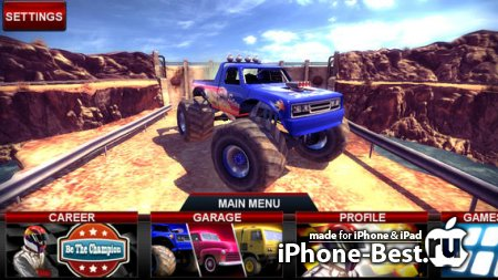Offroad Legends [1.3.1] [ipa/iPhone/iPod Touch/iPad]