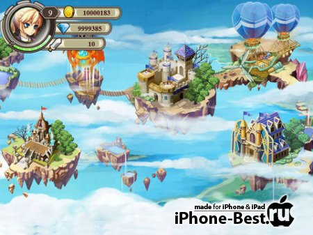 Dragons & Hunter HD [1.4.0] [ipa/iPad]