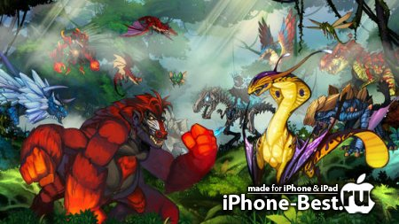 Dragons & Hunter [1.4] [ipa/iPhone/iPod Touch]