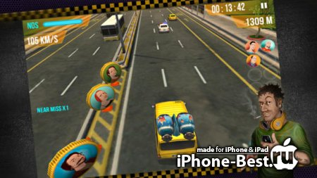 Dolmus Driver [1.3] [ipa/iPhone/iPod Touch]