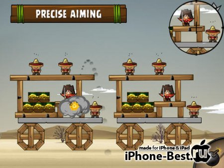 Siege Hero HD [1.9.0] [ipa/iPad]