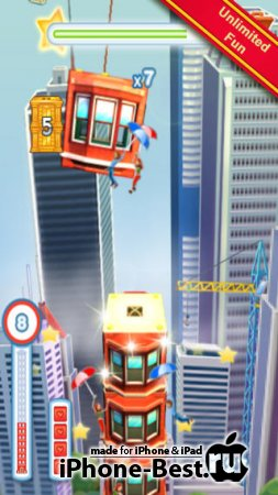 Tower Bloxx Deluxe 3D [2.0.33] [ipa/iPhone/iPod Touch]
