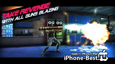 Fightback™ [1.7.1] [ipa/iPhone/iPod Touch/iPad]