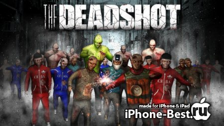 The Deadshot [1.0.5] [ipa/iPhone/iPod Touch/iPad]