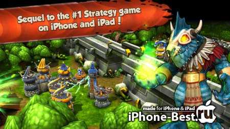 Siegecraft™ Defender [1.0.7] [ipa/iPhone/iPod Touch/iPad]