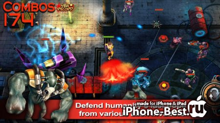Final Fury Pro [1.5.1] [ipa/iPhone/iPod Touch/iPad]
