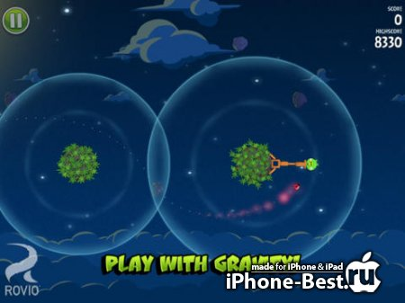 Angry Birds Space HD [2.0.1] [ipa/iPad]