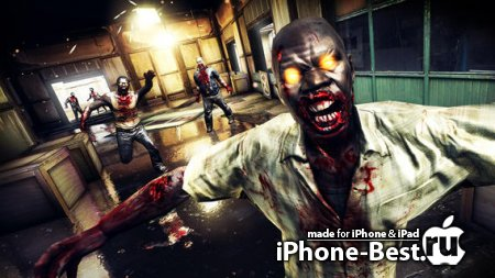 DEAD TRIGGER 2 [0.4.0] [ipa/iPhone/iPod Touch/iPad]