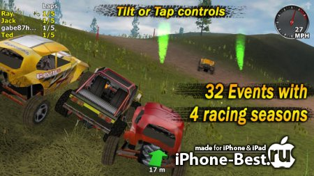 4×4 Jam [2.7] [ipa/iPhone/iPod Touch/iPad]