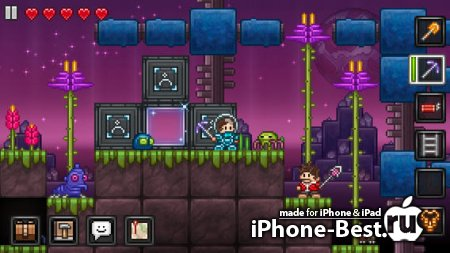 Junk Jack X [2.0.1] [ipa/iPhone/iPod Touch/iPad]