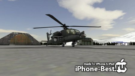Air Cavalry PRO – Combat Flight Simulator [1.0.3] [ipa/iPhone/iPod Touch/iPad]
