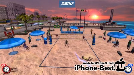 VTree Entertainment Volleyball [1.0] [ipa/iPhone/iPod Touch/iPad]