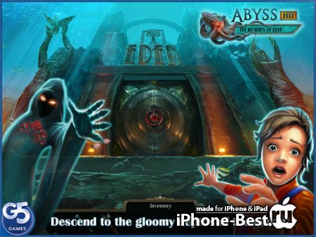 Abyss: the Wraiths of Eden HD (Full) [1.2] [ipa/iPad]