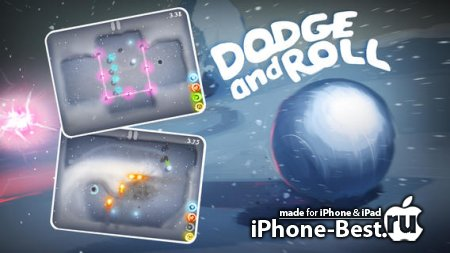 Dodge & Roll [1.2.1] [ipa/iPhone/iPod Touch/iPad]
