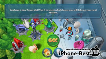 TowerMadness 2 [1.1] [ipa/iPhone/iPod Touch/iPad]