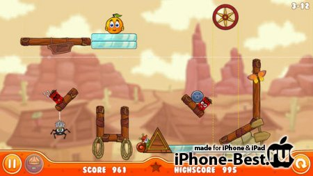 Cover Orange 2: Journey [1.2.0] [ipa/iPhone/iPod Touch/iPad]