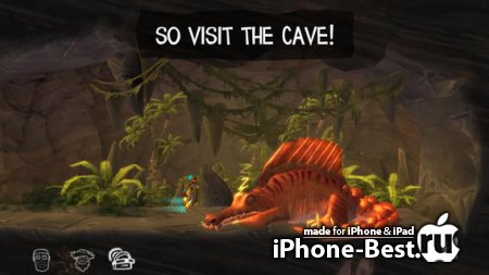 The Cave [1.2] [ipa/iPhone/iPod Touch/iPad]