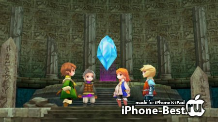 FINAL FANTASY III [1.7.0] [ipa/iPhone/iPod Touch]
