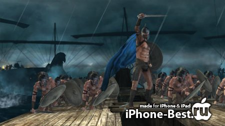 300: Rise of an Empire – Seize Your Glory Game [1.0] [ipa/iPhone/iPod Touch/iPad]