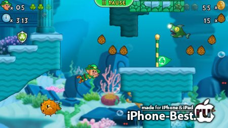 Lep's World 3 [1.3] [ipa/iPhone/iPod Touch/iPad]