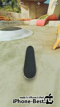 True Skate [1.3.0] [ipa/iPhone/iPod Touch/iPad]