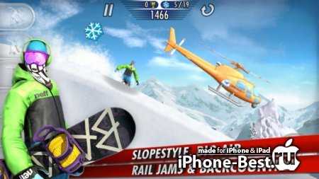SuperPro Snowboarding [1.05] [ipa/iPhone/iPod Touch/iPad]
