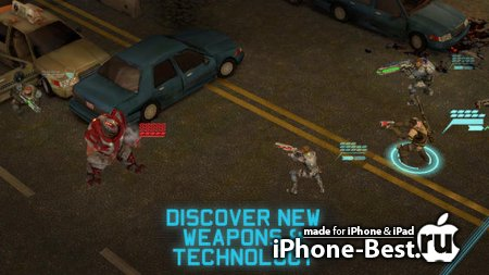XCOM®: Enemy Unknown [1.6.0] [ipa/iPhone/iPod Touch/iPad]