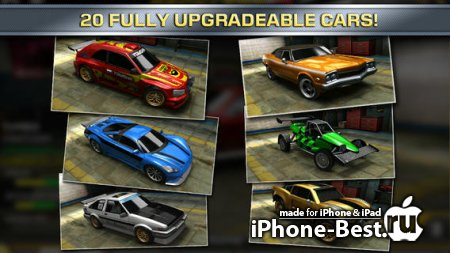 Reckless Racing 2 [1.1.1] [ipa/iPhone/iPod Touch/iPad]