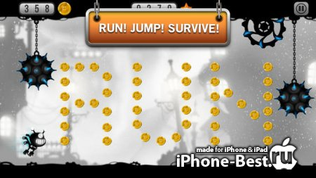 Riot Runners [1.2.4] [ipa/iPhone/iPod Touch/iPad]