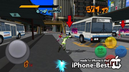 Jet Set Radio [1.2] [ipa/iPhone/iPod Touch/iPad]