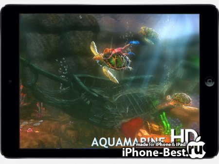 Aquamarine HD [1.8] [ipa/iPhone/iPod Touch/iPad]