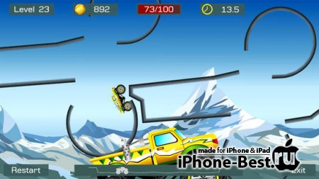 Monster Stunts [1.20] [ipa/iPhone/iPod Touch/iPad]