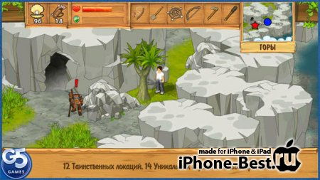 The Island: Castaway™ (Full) [1.2] [ipa/iPhone/iPod Touch/iPad]