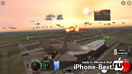 AirFighters Pro Rortos [1.0] [ipa/iPhone/iPod Touch/iPad]