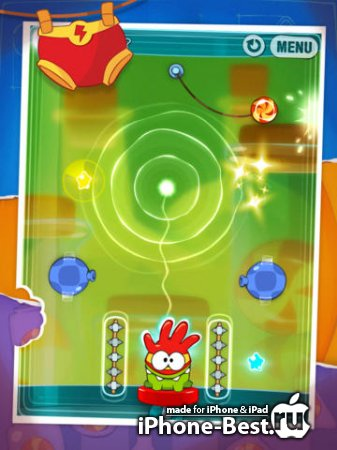 Cut the Rope: Experiments HD [1.7.1] [ipa/iPad]