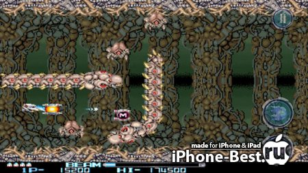 R-TYPE II [1.0.3] [ipa/iPhone/iPod Touch/iPad]