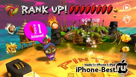 Pin Tiki Ball [2.0] [ipa/iPhone/iPod Touch/iPad]