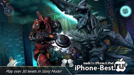 Pacific Rim [1.9.5] [ipa/iPhone/iPod Touch/iPad]