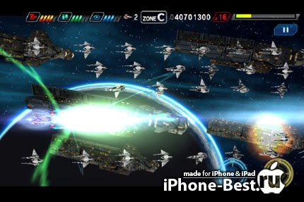 DARIUSBURST -SP- [1.1.0] [ipa/iPhone/iPod Touch/iPad]
