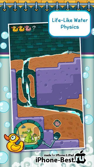 Where 2019s my water updated with icloud and more new levels