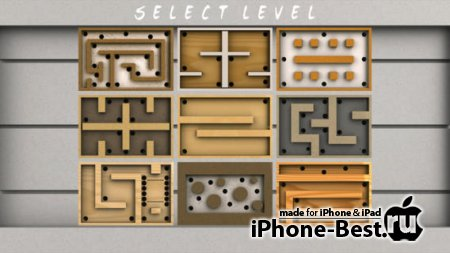Modern Labyrinth [1.0.5] [ipa/iPhone/iPod Touch]