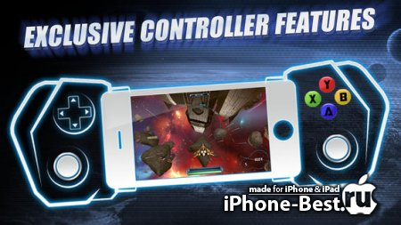 Strike Wing: Raptor Rising [1.3.1] [ipa/iPhone/iPod Touch/iPad]