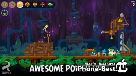 Angry Birds [4.1.0] [ipa/iPhone/iPod Touch/iPad]