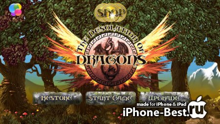 The Desolation Of Dragons [1.0] [ipa/iPhone/iPod Touch/iPad]