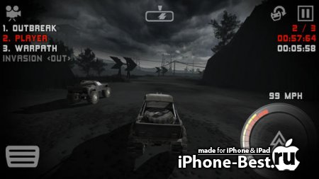 Uber Racer 3D Monster Truck Nightmare [1.0] [ipa/iPhone/iPod Touch/iPad]