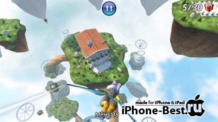 Cloud Spin [1.5] [ipa/iPhone/iPod Touch/iPad]
