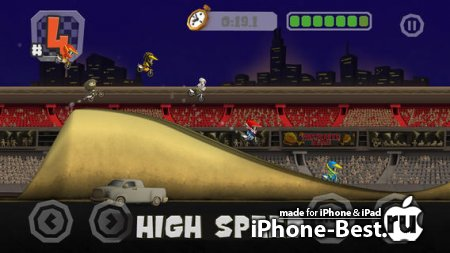 Motocross Elite [1.0.7] [ipa/iPhone/iPod Touch/iPad]
