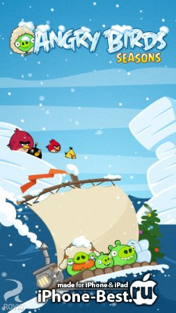 Angry Birds Seasons [4.0.2] [ipa/iPhone/iPod Touch]