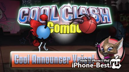 Cool Clash [1.11] [ipa/iPhone/iPod Touch/iPad]