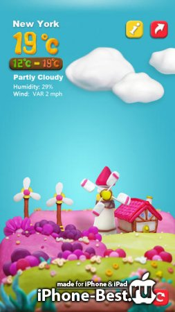Q Weather [1.1.0] [ipa/iPhone/iPod Touch]